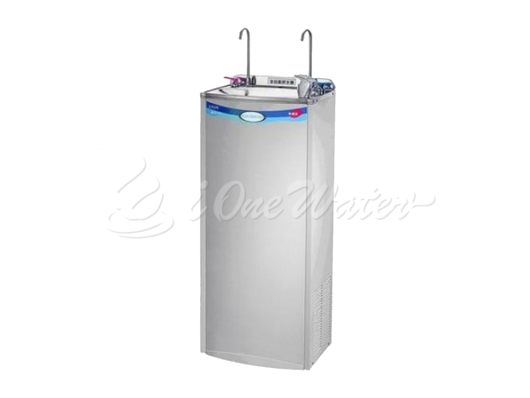 FULL STAINLESS STEEL FLOOR STANDING WATER DISPENSER